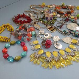 Jewelry - Designer Spring Colorful Jewelry Bundle